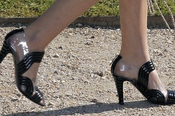 8 Reasons Why Shoes Are The Most Dangerous Part Of Runway Modeling